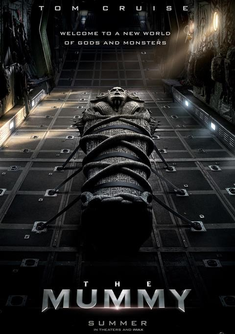 دانلود فیلم مومیایی  The Mummy 2017