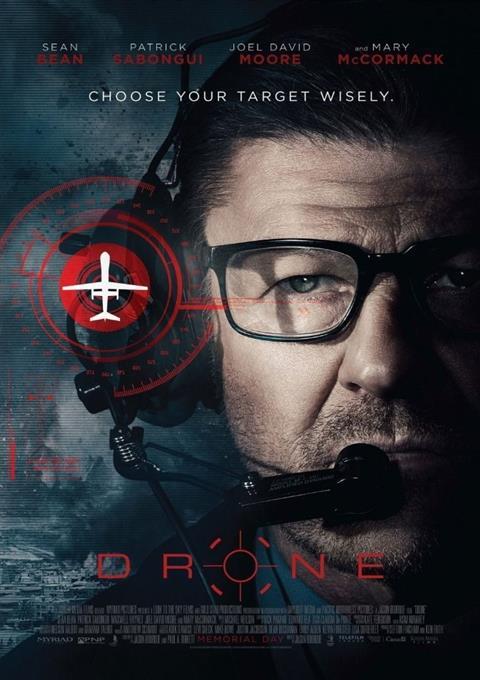 دانلود فیلم هواپیمای بدون سرنشین  Drone 2017