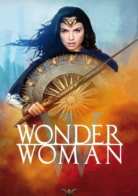 دانلود فیلم زن شگفت انگیز 2017 Wonder Woman
