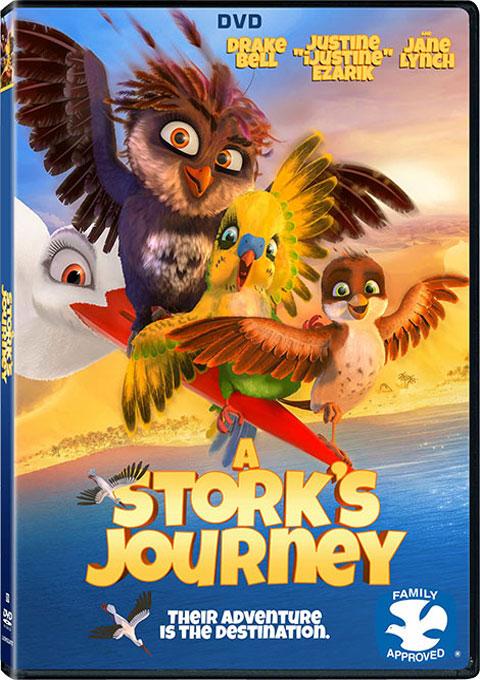 کارتون A Stork's Journey 2017