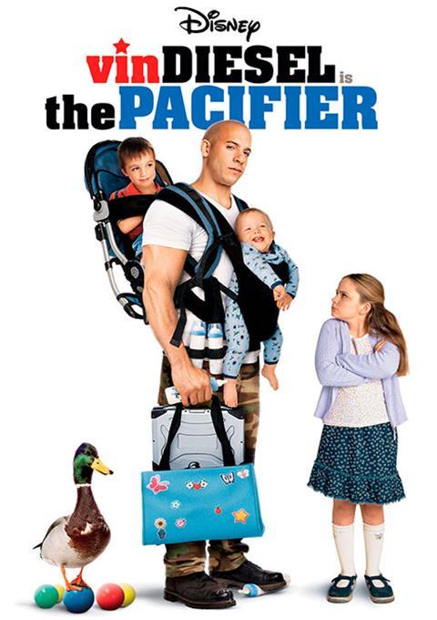 فیلم وقتی گروهبان پرستار بچه می شود