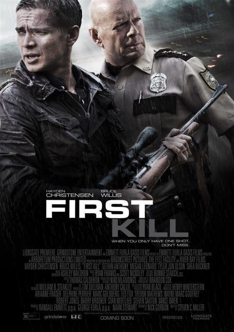 دانلود فیلم اولین قتل  First Kill 2017