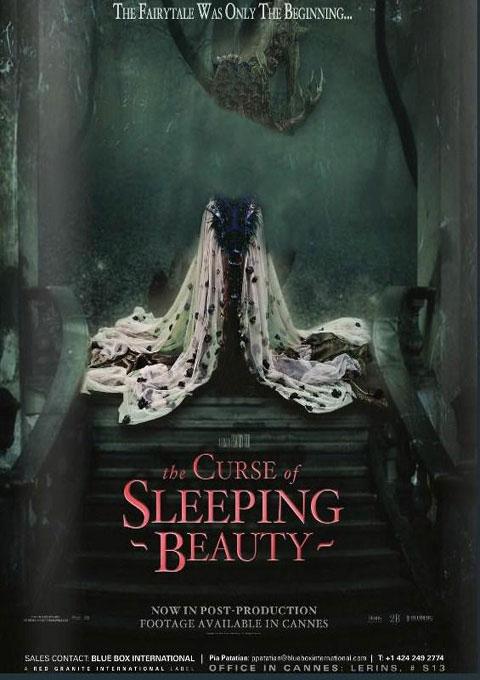 دانلود فیلم نفرین زیبای خفته  The Curse of Sleeping Beauty 2017