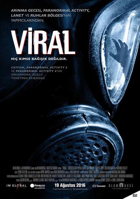 دانلود فیلم ویروسی  Viral 2017