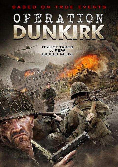 دانلود فیلم عملیات دونکرک  Operation Dunkirk 2017