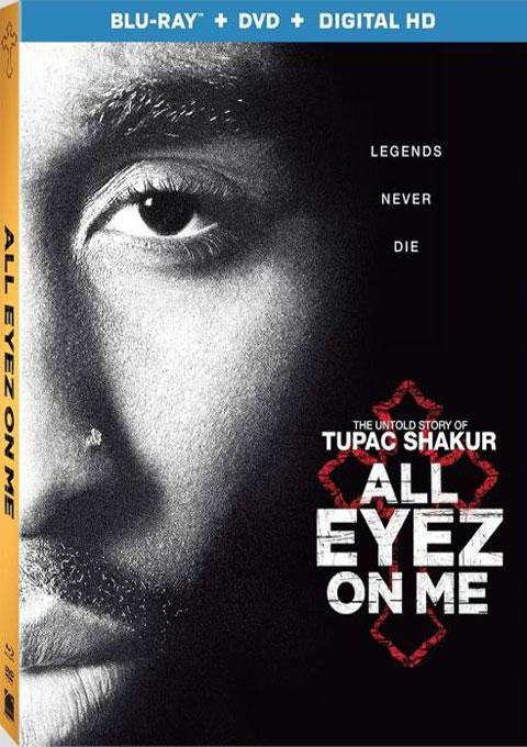 دانلود فیلم همه چشم ها به سوی من  All Eyez on Me 2017