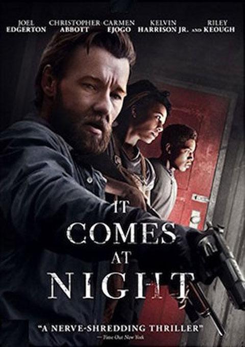 دانلود فیلم اون شب ها میاد  It Comes at Night 2017