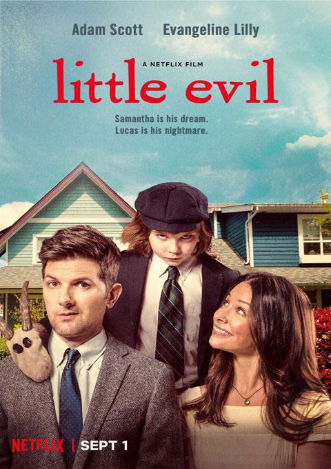 دانلود فیلم شیطان کوچک  Little Evil 2017