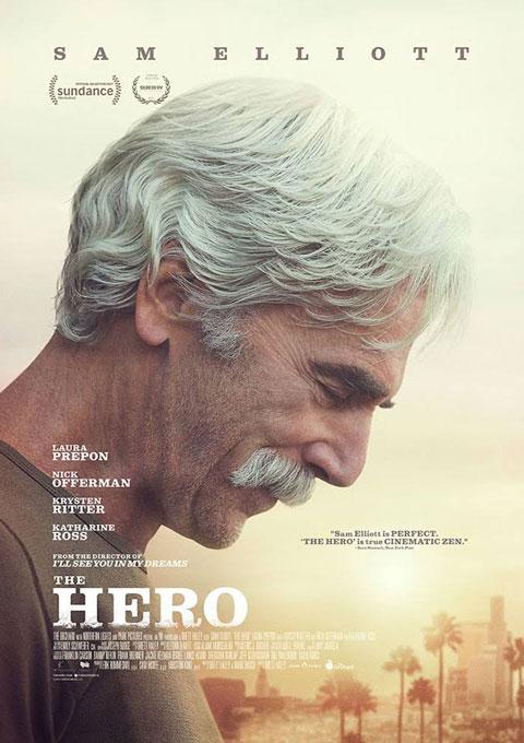 دانلود فیلم قهرمان  The Hero 2017