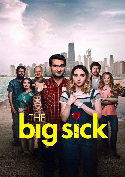 دانلود فیلم مریض بزرگ  The Big Sick 2017