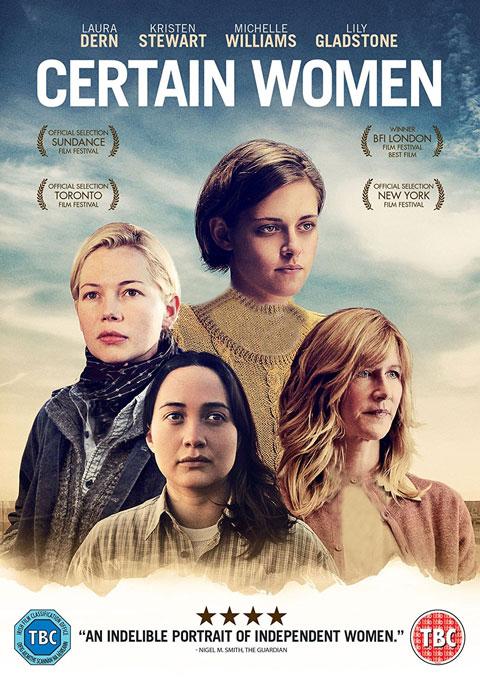 دانلود فیلم زنان با اراده  Certain Women 2017