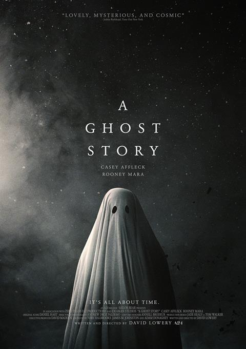 دانلود فیلم داستان روح  A Ghost Story 2017