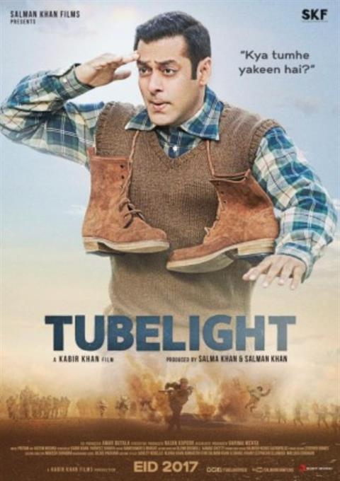 دانلود فیلم تیوب لایت  tubelight 2017
