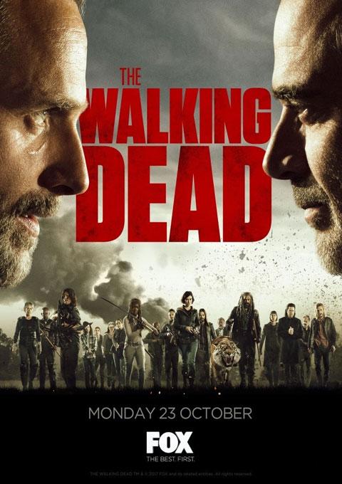 دانلود کامل فصل 7 سریال The Walking Dead