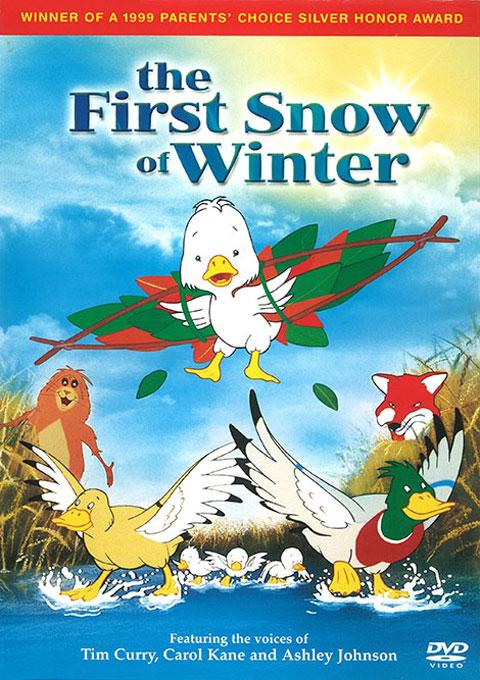 کارتون The First Snow of Winter 1998