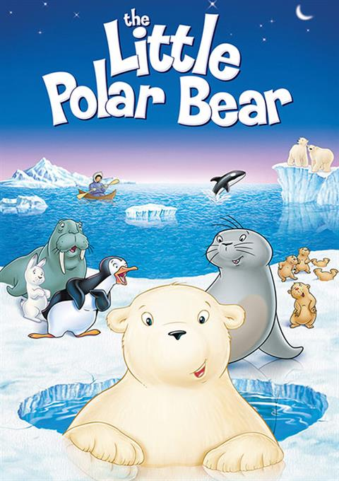 کارتون The Little Polar Bear 2001