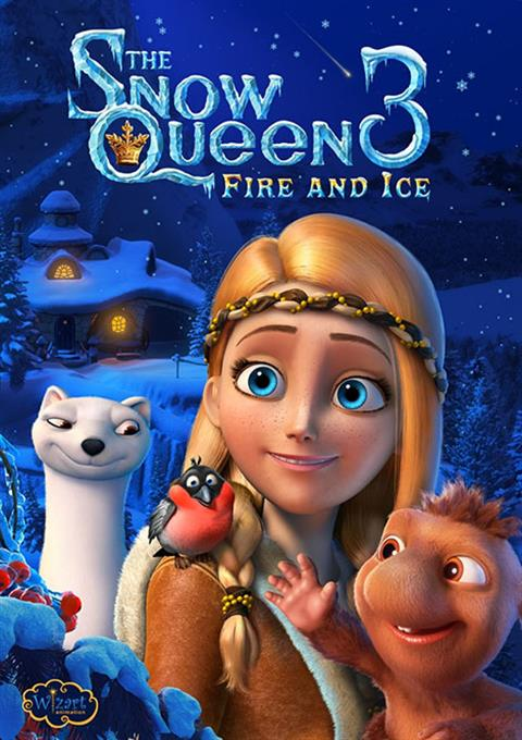 کارتون The Snow Queen 3 2016