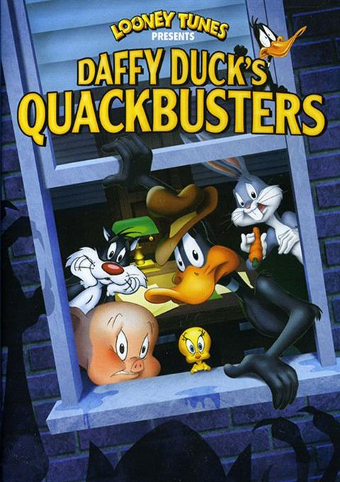 کارتون Daffy Duck's Quackbusters 1988