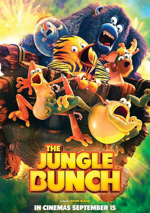 کارتون The Jungle Bunch 2017