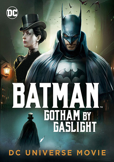 کارتون Batman Gotham by Gaslight 2018