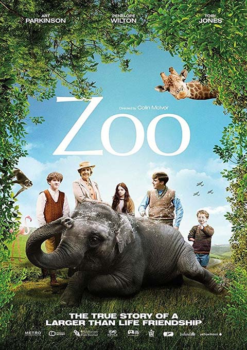 فیلم Zoo 2017