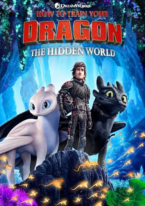 فیلم How To Train Your Dragon 3 2019