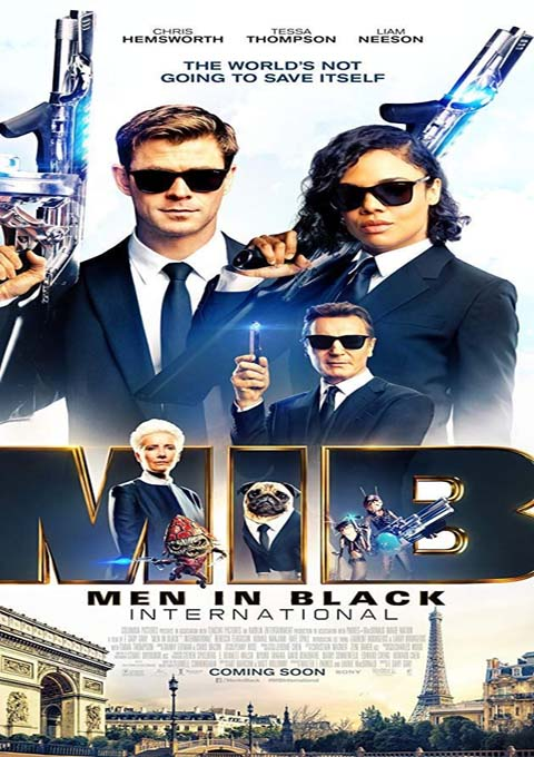 فیلم Men In Black International 2019