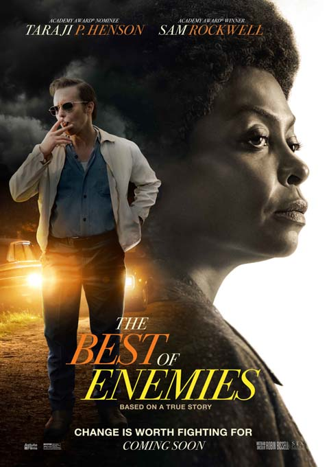 فیلم The Best Of Enemies 2019