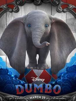 دانلود انیمیشن دامبو Dumbo 2019 با دوبله فارسی
