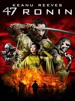 دانلود فیلم 47 Ronin با دوبله فارسی و کیفیت عالی
