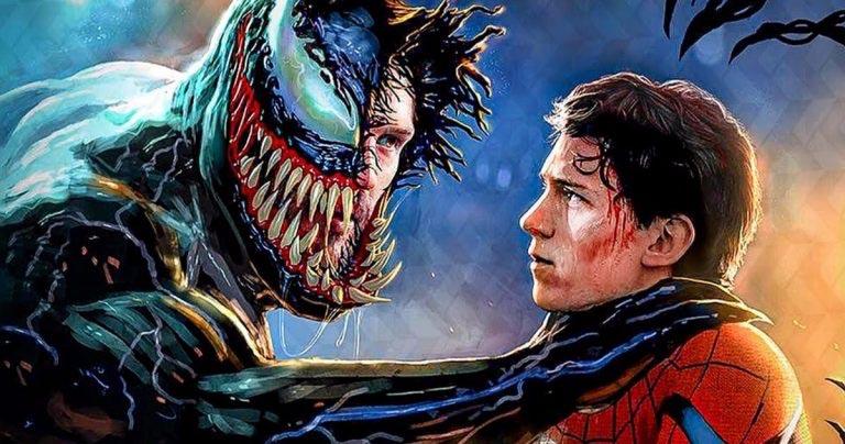 ونوم 2 با مرد عنکبونی می آید