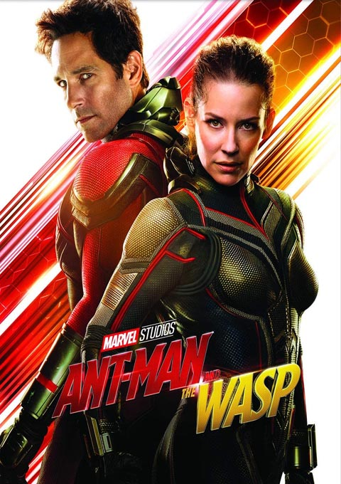 خلاصه فیلم ant-man and the wasp 2018