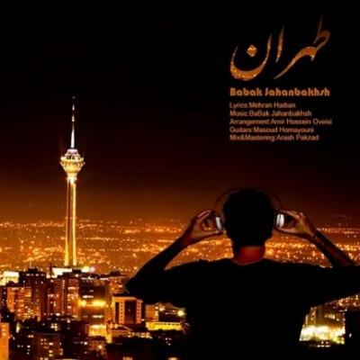 آهنگ بابک جهانبخش طهران
