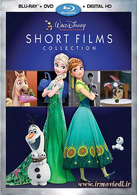 کارتون Frozen Fever 2015