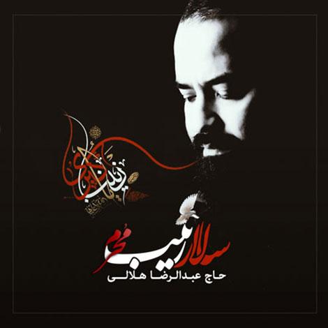 مداحی حاج عبدالرضا هلالی سالار زینب